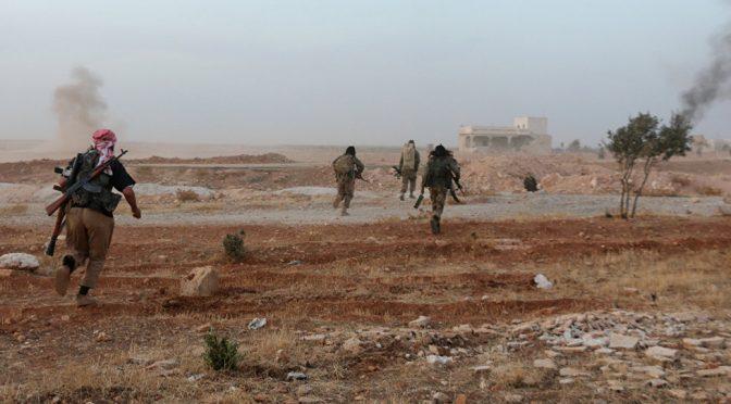 Syrian Army Conquers Marj Al-Sultan Airbase