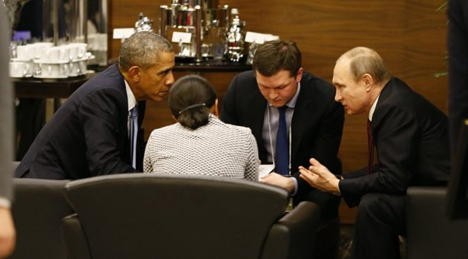Is Obama Working with Putin to Defeat Nazionist Khazarians?