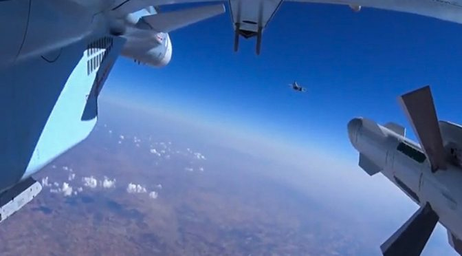 Pentagon Claims Intensified Air Attacks vs. ISIS Using Russian Videos
