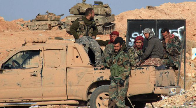 Aleppo Airbase Siege Lifted After 100s of ISIS Terrorists Killed