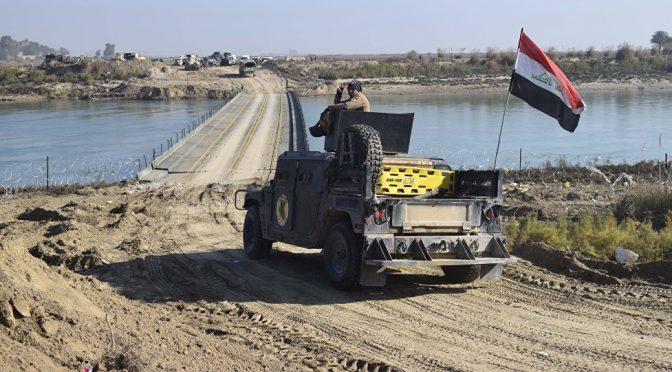 Iraqi Army Liberates Ramadi from ISIS