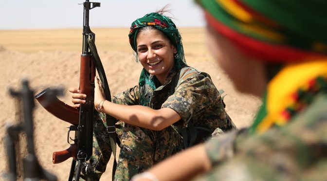 Here's why Even Kurdish Women are Fighting ISIS