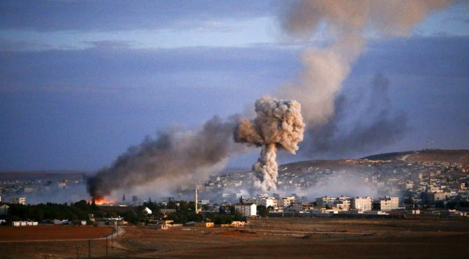 US Air Force Just Killed 20+ Iraqi Soldiers, Injured 30 for Islamic State