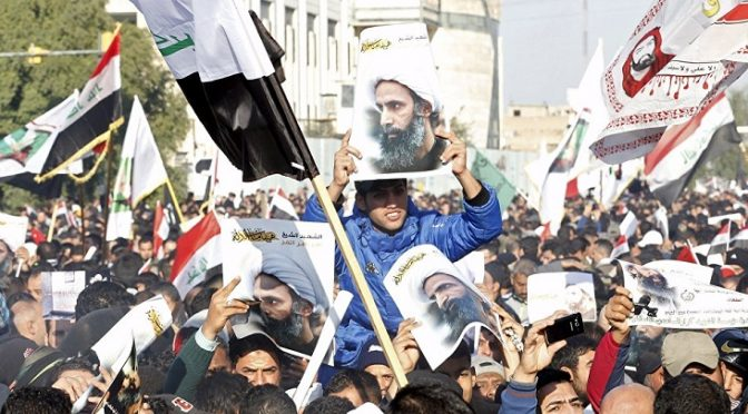 Saudi's Shiite Provocation Aimed at Preserving Itself & Western Interests