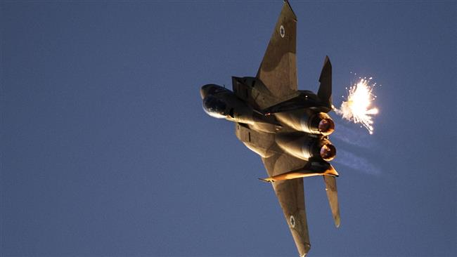Israel Quarantine Proven Myth, Air Force Bombing Gaza