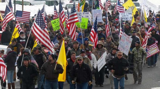 Oregon Standoff: Spark for the Second American Revolution?
