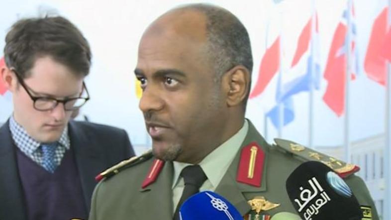 Brig. Gen. Ahmed Al-Assiri