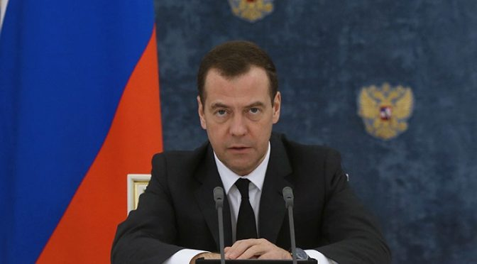 Do you really think you can quickly win it? | Medvedev Warns Saudi & US