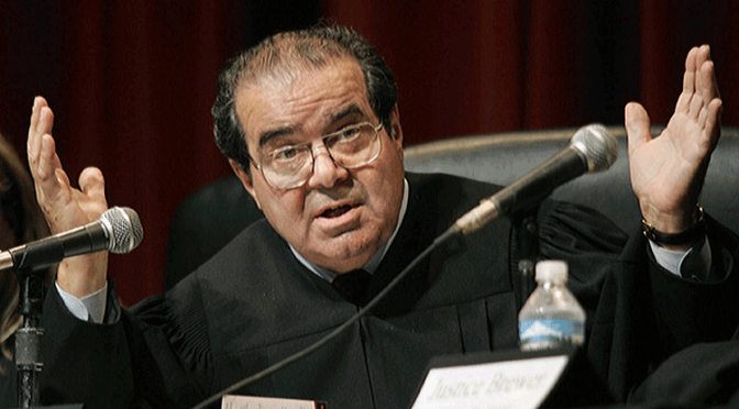 Khazarians Aim for A Chilling Effect on Judge Scalia's Murder