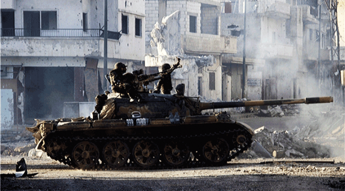 End of ISIS is Near, Lifeline with Turkey Cut-Off