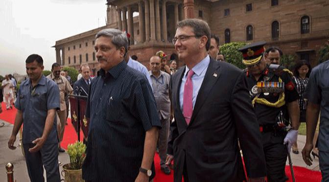 India Refuses to Join US Naval Patrol vs. China