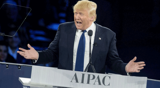 Is Donald Trump Really an Anti-Zionist?