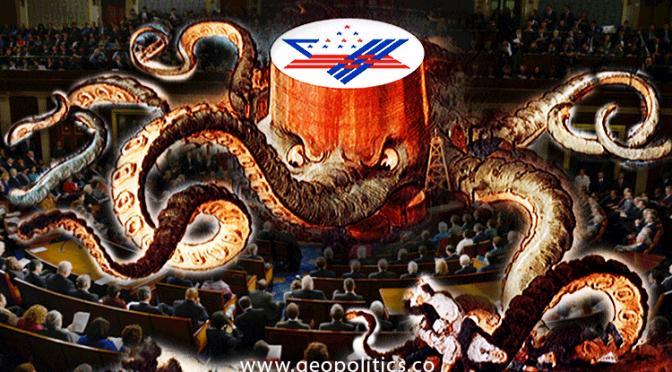 Israel Controls America