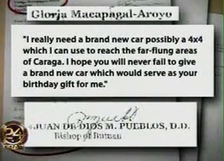 catholic-bishop-demands-luxury-vehicle