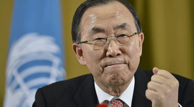 United Nations Accuses Blacklisted Saudi Arabia of Economic Blackmail
