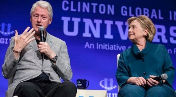 Secret Service Agent Exposes the Clintons' Blood-soaked Political Career in a Book