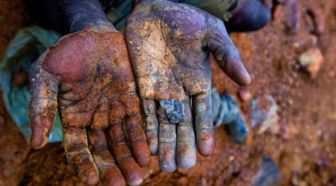 The Congo Genocide & Rape of its Vast Mineral Resources