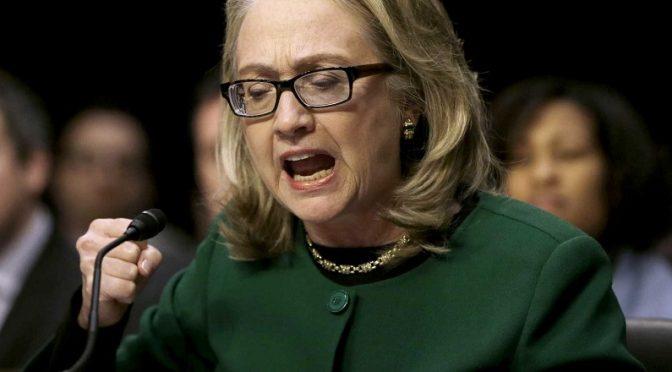 Wikileaks Drops Most Devastating Bombshell vs Hillary Clinton