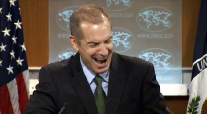 Dear Americans, they are still laughing at you…