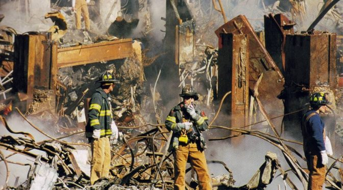 "US DOJ Agrees to ""Comply with Law"" Re WTC 911 Grand Jury Petition"