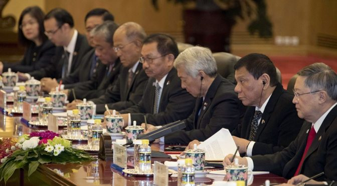 China & Philippines Sign $24 Billion Deals; Russia Asks for DU30 Wish List
