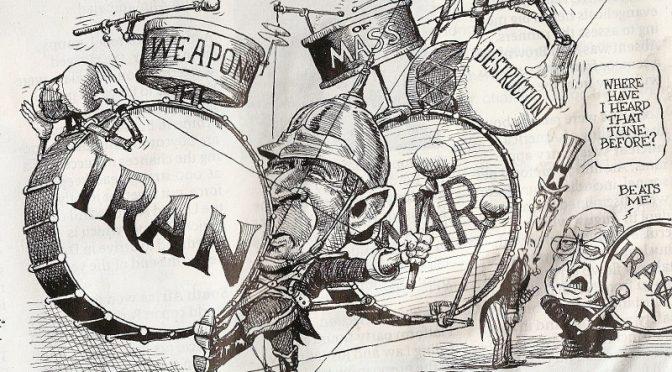 World War III: The Launching of a Preemptive Nuclear War against Iran