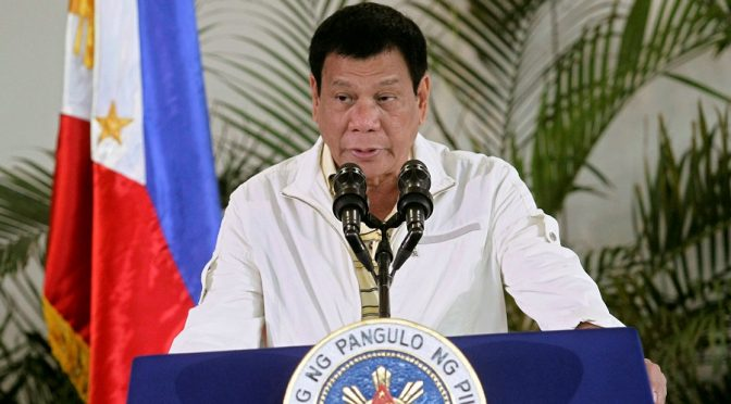 Keep Your Aid! – Philippines to Obama