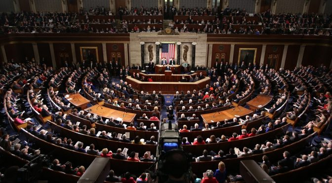 US Congress Aiming Direct Armed Confrontation with Russia