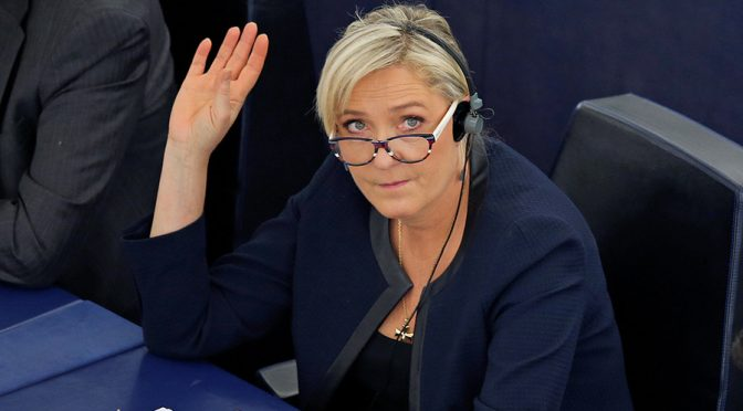 Madame President Le Pen: Europe's Next Political Earthquake