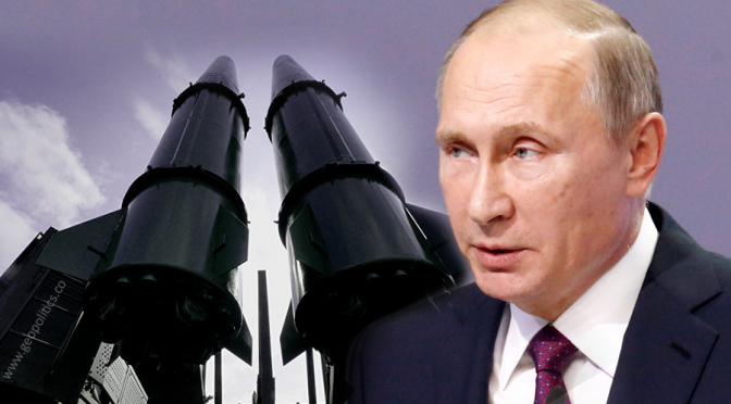 Putin & Co. Continue to Defy Khazarian Threats