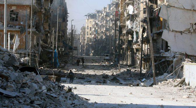 CIA Daesh Terrorists Left 60% of Eastern Aleppo, Return of Civilians Allowed
