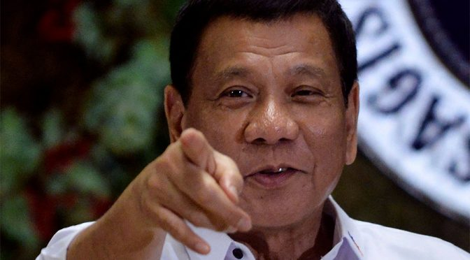 Mayor Duterte is Not Genocidal, The West is. Here's the proof…