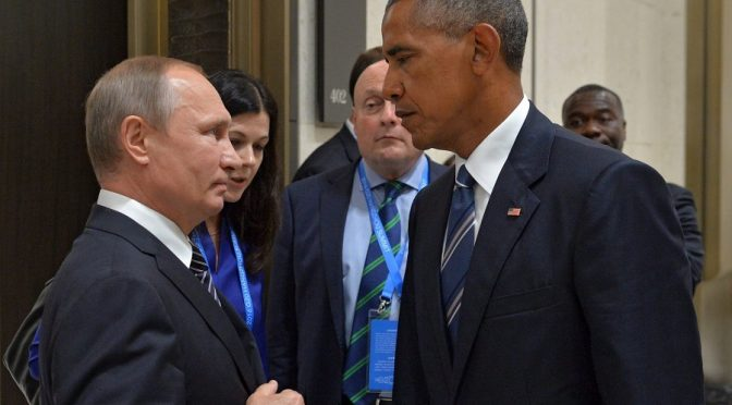 Putin Announces Nationwide Ceasefire in Syria; Obama Expels 35 Russian Diplomats