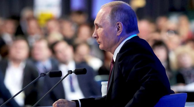 Putin's Withering Scorn for Barack Obama Laid Bare
