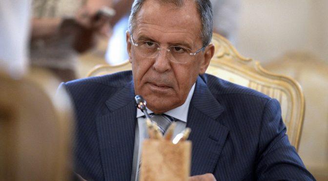 U.S. Attacks Avoid Al Nusra, Talks are Fruitless Gatherings | FM Sergie Lavrov