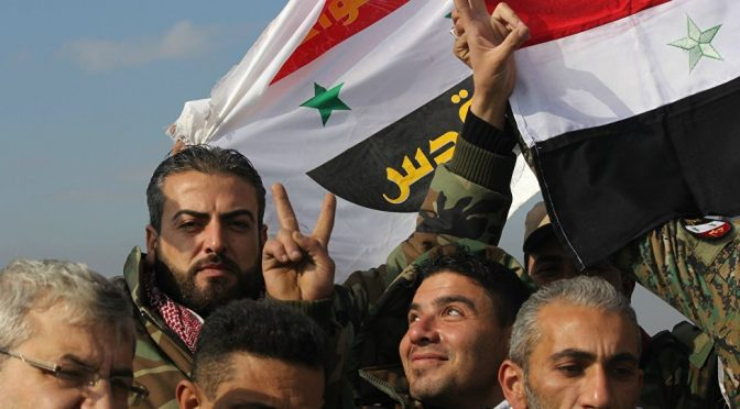 Why the West Will Not and Cannot Let Syria Live in Peace