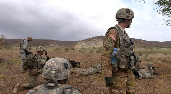 US Special Ops & Drone Bases Surge in Africa   The Intercept