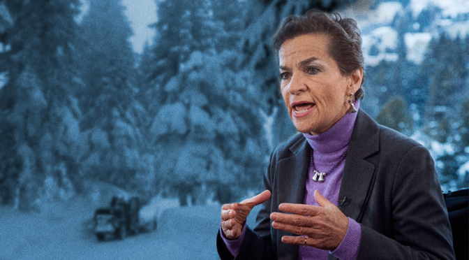 U.N. Official Reveals Real Reason Behind The Global Warming Scare