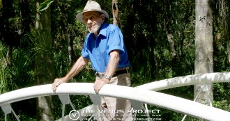 Jacque Fresco of the Venus Project