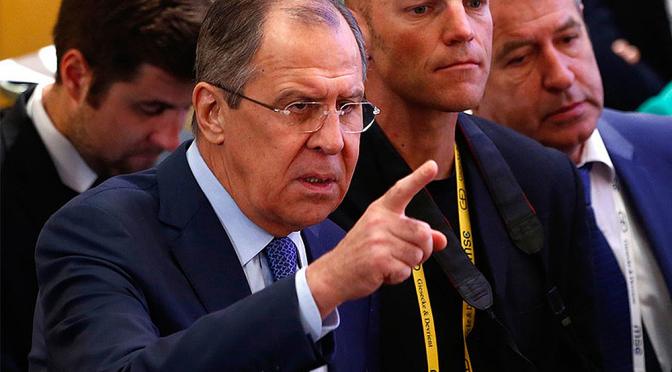 Russia Calls for Elimination of Khazarian Mafia World Order