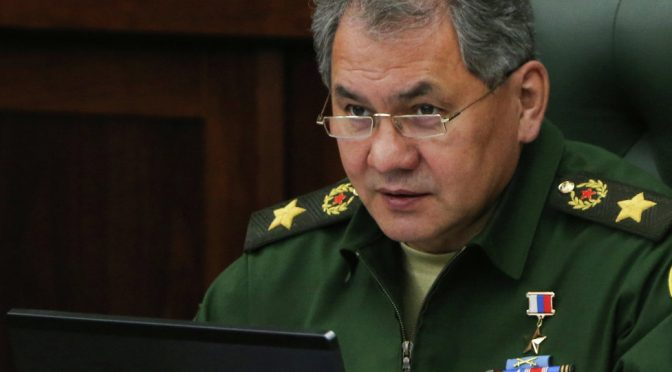 Russia Aiming to Reestablish Libyan State