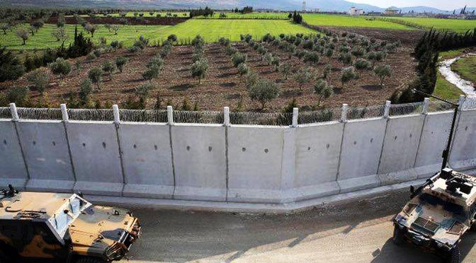 Turkey is Landgrabbing Syria with Daesh Help