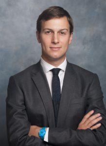 White House adviser Jared Kushner, who is also President Trump's son-in-law.