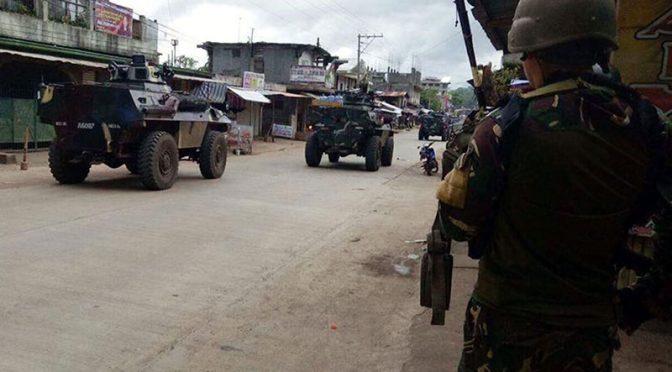 Duterte Has Declared Martial Law in Mindanao,  Philippines to Quell Terror