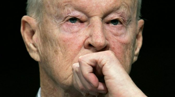 Finally, Zbigniew Brzezinski is Dead!