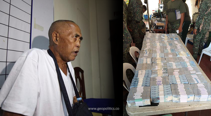 Maute Patriarch Falls, Planning & Funding of Marawi Seige Exposed