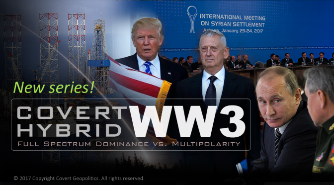 The Covert Hybrid WW3 Video Series