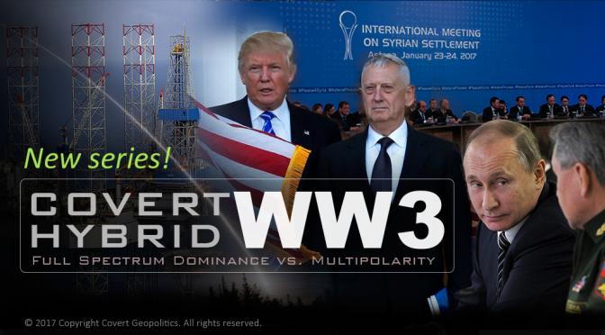 The Covert Hybrid WW3 Video Series