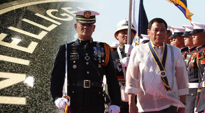 Blood Bath between Duterte and the CIA