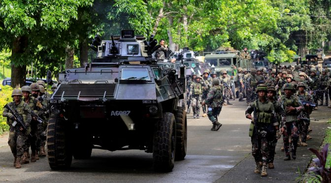 Marawi Ops Winding Down, No US Boots on the Ground | Duterte